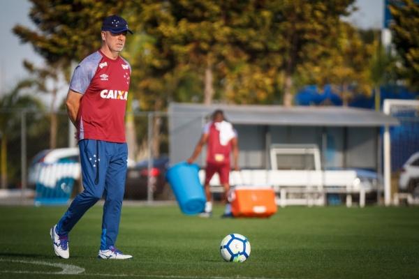Cruzeiro terá time modificado para enfrentar o Vitória 3e62b7ce7a180